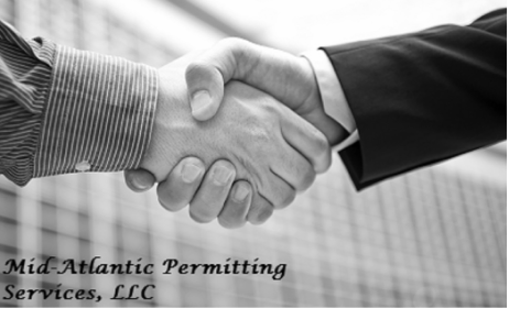 Handshake for Mid-Atlantic Permitting Services
