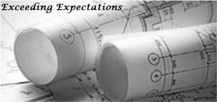 Blueprints for permit expediting