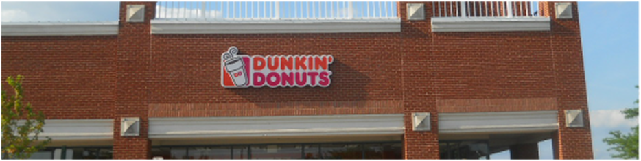 Duncan Donuts Sign- Mid-Atlantic Permitting Services, LLC